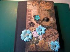 Steampunk art Journal