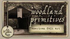 Woodland Primitives~fb~esty~EWM~PHM