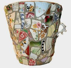 Joan Greenberg Mosaics - reChinafication New York City