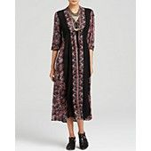 Free People Dress - Printed Azalea
