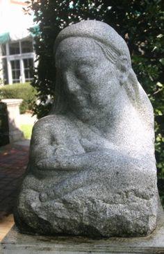 Outdoor Sculpture Garden at the Nassau County Museum of Art