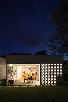 House Breeze Block by Architect Prineas – casalibrary