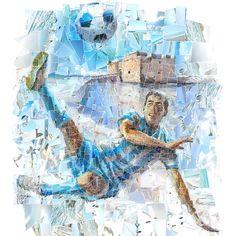 ΠΑΦΟΣ ΕΙΣΑΙ! #YouArePafos  Mosaic illustration for the @PafosFC advertising campaign  #PafosFC #Pafos #Cyprus #Football #soccerart #mosaic #photocollage #photomosaic #illustration #sportillustration #advertising #advertisingcampaign #digitalart #visualdesign #fotomosaico #фотомозаика #мозаика #镶嵌 #mosaicart #digitalmosaic #mosaicportrait #collage #tsevisart #tsevismosaic #xuxue #graphicdesigncentral #greekdesign