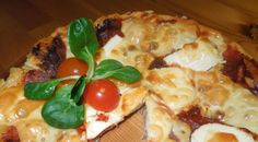 Recepty | Remoska® elektrická pečící mísa | Remoska.cz Vegetable Pizza, Vegetarian, Chicken, Vegetables, Food, Recipies, Essen, Vegetable Recipes, Meals