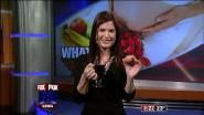 We all know that Fox 8′s Kristi Capel is eating for two now, but there are certain foods she shouldn't...