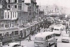 Sirkeci (1950'li yıllar) #istanbul #istanlook #nostalji #birzamanlar