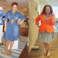 4c912d2c99 Plus Size Blogger Fashion Spotlight of The Week - PLUS Model Magazine