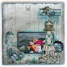 Making A Bridal Shower Scrapbook – Scrapbooking Fun! Beach Scrapbook Layouts, Vacation Scrapbook, Scrapbooking Layouts, Paper Bag Scrapbook, Scrapbook Supplies, Scrapbook Cards, Bridal Shower Scrapbook, Wedding Scrapbook, Recipe Scrapbook