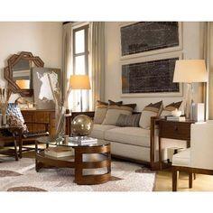 Drexel Heritage® Renderings Quoin End Table w/ Drawer