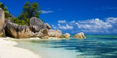 La Digue Island Is Pretty Much Heaven On Earth