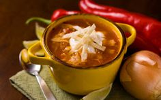 Have you always wanted to make your own Chicken Tortilla Soup? Check out the Daisy Chicken Tortilla Soup recipe and enjoy this delicious soup today! Slow Cooker Recipes, Crockpot Recipes, Soup Recipes, Cooking Recipes, Yummy Recipes, Healthy Recipes, Slow Cooking, What's Cooking, Soups