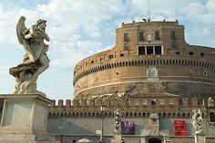 © 2006 Pedro M. Mielgo. Roma. Castillo de Sant Angelo.