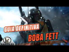 Guía de Boba Fett con demostración en Supremacía + Héroes y Villanos Sta...