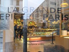 38 Rue de Sèvres  La Grande Epicerie is the best specialty food store anywhere