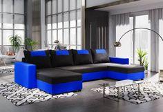 Rozkládací sedací souprava do U COOPER   Expedo.cz Outdoor Furniture Sets, Outdoor Decor, Sofas, Form, Elegant, Schaum, Home Decor, Products, Decorative Throw Pillows