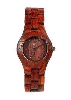 Moon Red Wing Celtis Watch, Brown by WeWood Watches at Neiman Marcus. Moon Watch, Wear Watch, Love To Shop, Wooden Jewelry, Watches For Men, Men's Watches, Jewelry Watches, Ecommerce, Brown