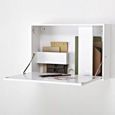 Mini bureau suspendu, Meeting La Redoute Interieurs