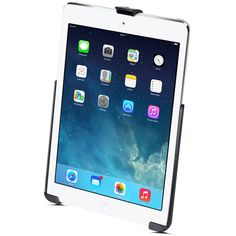 RAM Mount EZ-ROLL'R Model Specific Cradle f/Apple iPad Air - https://www.boatpartsforless.com/shop/ram-mount-ez-rollr-model-specific-cradle-fapple-ipad-air/