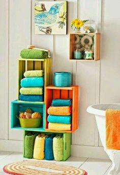 1000 images about decoracion on pinterest ideas para for Decoracion banos pequenos