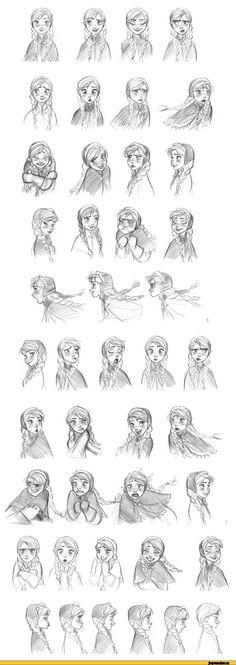 рисунок,девушка,эмоции,арт,красивые картинки