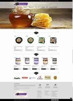 Delight Gourmet: http://delightsgourmet.com/es/ es de las últimas creaciones de nuestro equipo.