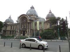 Headquarters of CEC Bank, Bucharest