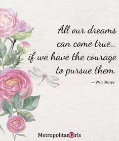 """10 College Graduation Quotes that Will Keep You Inspired """"All our dreams can come true…if we have the courage to pursue them. College Graduation Quotes, 8th Grade Graduation, College Quotes, Graduation Gifts, Graduation Invitations, Disney Dream Quotes, Walt Disney Quotes, Disney Quotes About Dreams, Best Friend Poems"""