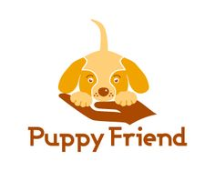 Puppy Friend| BrandCrowd
