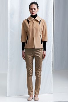 Behnaz Sarafpour Fall 2012 Ready-to-Wear