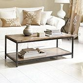 Love this collection of tables for the living room. This is exactly what I want.