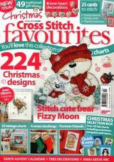Журналы по вязанию и рукоделию: Cross Stitch Favourites 2014 Christmas