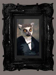 Now trending: #Lemur https://www.etsy.com/listing/238124592 #etsyseller #petart #interiordesign #etsyshop #bestgiftever #cute #photooftheday