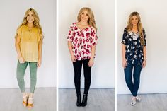 It's Fashion Friday at Pick Your Plum! Revamp your summer wardrobe with these 9 summer blouses. Perfect for staying cool, comfortable, and stylish. Check out pickyourplum.com for our skirt and pant options and get yourself a whole new outfit!