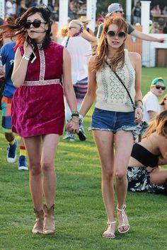 Emma Roberts - Coachella 2016