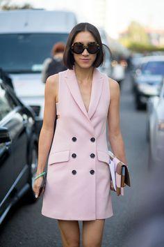 Eva Chen in Marissa Webb | Milan Fashion Week #StreetStyle Spring 2016