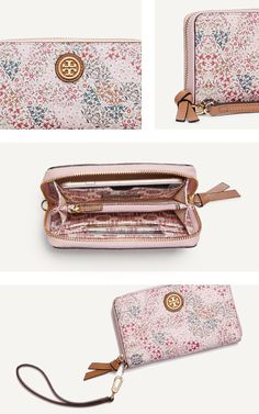 The Kerrington Smartphone Wristlet - Tory Burch