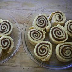 Cinnamon Rolls Recip