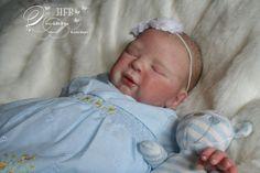 HFB Adorable reborn baby girl ~ Charlotte by Denise Pratt