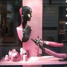 """SICIS JEWELLERY, """"Bringing back the bling"""", accessories displays by Bonaveri,Italy, pinned by Ton van der Veer"""