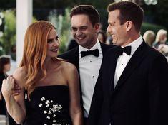 Harvey Specter Suits, Suits Harvey, Suits Show, Suits Tv Shows, Suits Series Finale, Donna Suits, Serie Suits, Suits Quotes, Sarah Rafferty