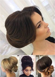 formal+updos+with+a+bouffant
