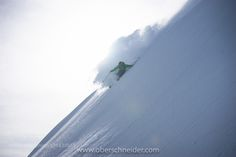 Arlberg Powder Skiing #3 by Christoph_Oberschneider