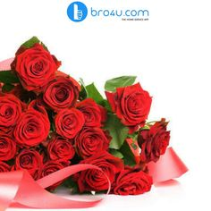 Flower delivery at Bro4u is the most convenient way to order flower bouquet online from the comfort of your home.  #bro4u #flower #delivery #service #bangalore #home_services