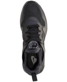 Nike Men's Air Max Prime Running Sneakers from Finish Line - Black 11.5