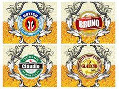 Mini Cartaz para Festa Boteco Impresso em papel couche 250gr - 20x30cm  www.catiacunha.com/blog