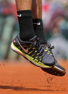 Shawn Marion Shoes: Nike Huarache 2010 Shawn Marion Player