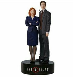 The X-Files Hallmark Keepsake Christmas ornament