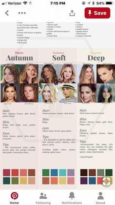 Dark Autumn, Soft Autumn Deep, Yellow Skin Tone, Colors For Skin Tone, Deep Autumn Color Palette, Deep Winter Colors, Color Type, Color Quiz, Make Up Palette