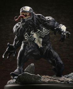 venom pics marvel   La figura lleva el nombre de Venom Unbound Statue , y forma parte de ...