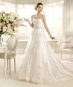 MECENAS » Wedding Dresses » 2013 Costura Collection » La Sposa